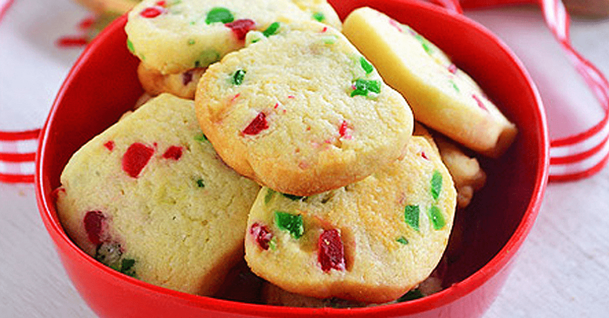 Holiday Cookie Recipes - Fruit Cookies - Very Vegan Recipes
