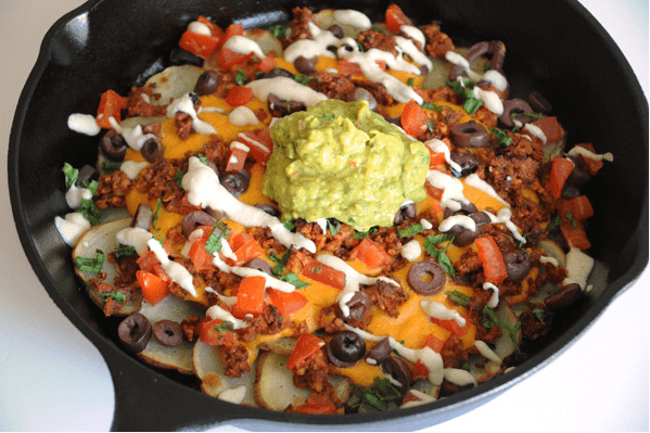 vegan fast food nachos belle grande recipe