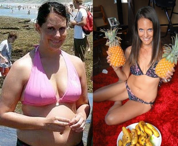 Julie - Amazing Vegan Transformations!