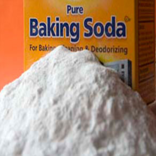 Baking Soda After wetting your hair put a handful of baking soda on your scalp and massage it in. Let it sit a couple of minutes and rinse it out. Baking soda kills fungi that can cause dandruff! After doing this for a few weeks you will notice your hair becomeing softer and flake free! (Your hair will dry out some before it gets better)