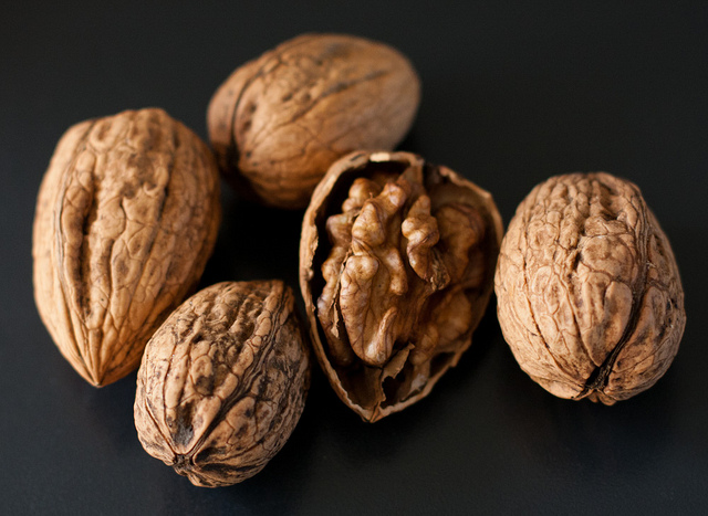 Walnuts are delicious! You probably already know how high they are in protein and how amazing they taste on a vegan brownie. But did you know they have 2600mg of Omega-3 per ounce? What a tasty delicious way to get more of it into your diet each week.