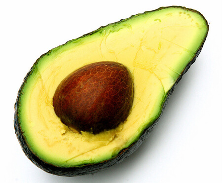 According to research published in the Nutrition Journal,1 eating just one-half of a fresh avocado with lunch may satiate you if you're overweight, which will help prevent unnecessary snacking later.2 The study also found that avocados appear helpful for regulating blood sugar levels, which is important for most people, considering that one in four American are either diabetic or pre-diabetic. As reported by the featured article in Medical News Today. (2)