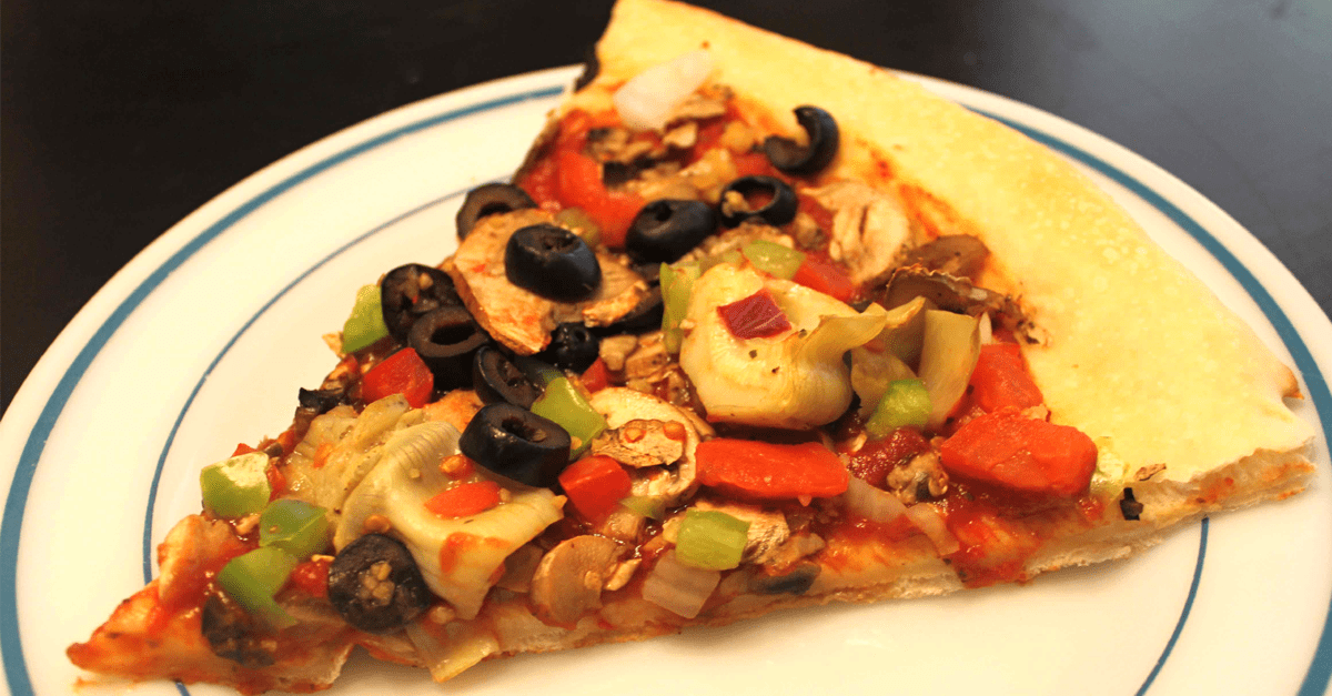 vegan pizza recipe - Simple Vegan Pizza Recipe