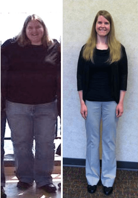 vegan-weight-loss-before-and-after-transformation