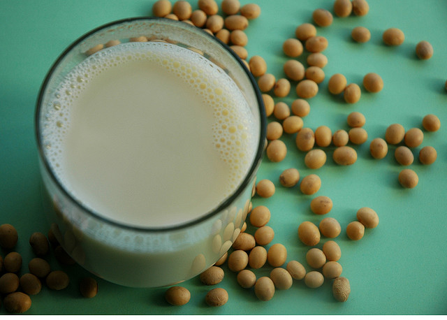 soy milk - What Do Vegans Eat?