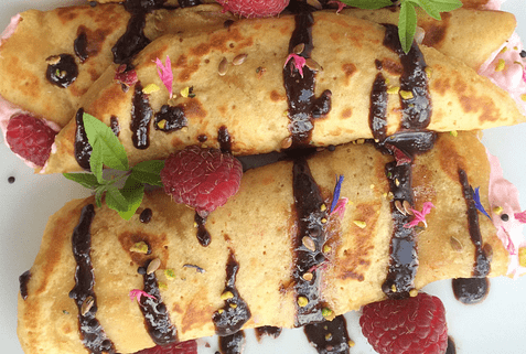 vegan crepes 2