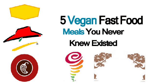 vegan fast food meals how to order