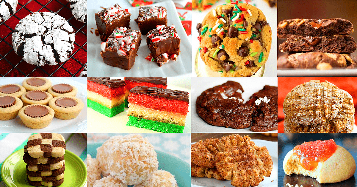 12 Vegan Christmas Cookie Recipes - 12 Vegan Christmas Cookie Recipes Anyone Can Make!