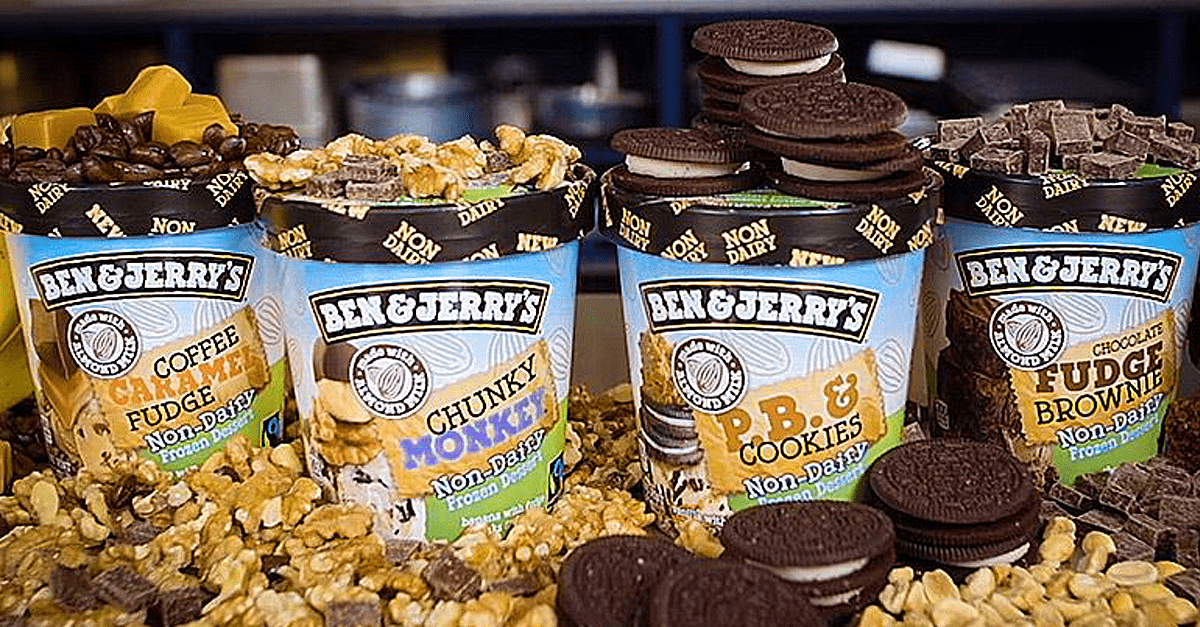Ben and Jerrys vegan ice cream calories nutrition information - Ben & Jerry's Vegan Ice Cream - The Unknown Facts Revealed