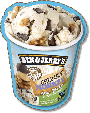 chunky monkey pint 3 - Ben & Jerry's Vegan Ice Cream - The Unknown Facts Revealed