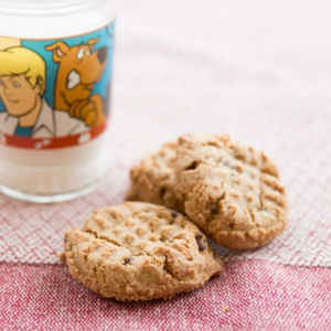how to make vegan peanut butter cookies with chocolate chips