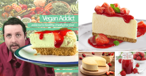 vegan cheesecake online delivered review 300x157 - Great Vegan Products