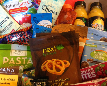 urthbox 10 dollars off 370x297 - Get New Vegan, Organic, Non-GMO, Snack Delivered To You Every Month!
