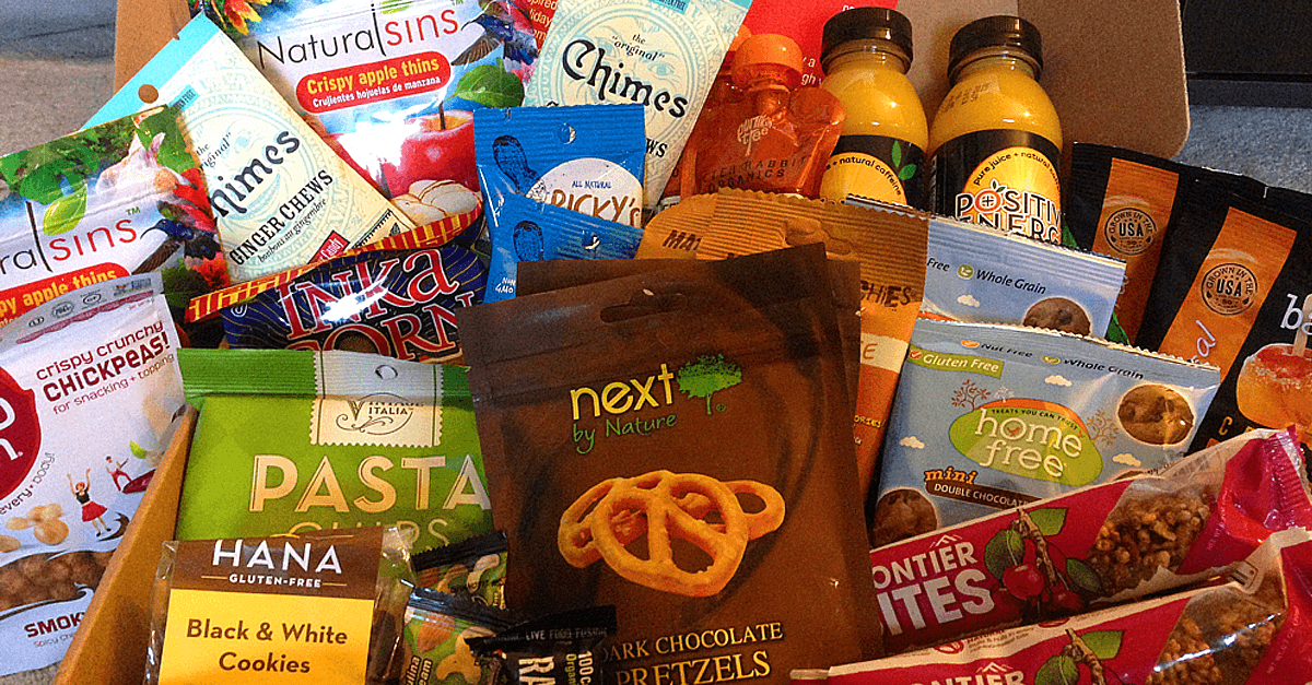 urthbox 10 dollars off - Get New Vegan, Organic, Non-GMO, Snack Delivered To You Every Month!