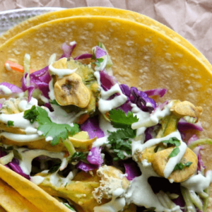 how to make vegan chipotle tacos