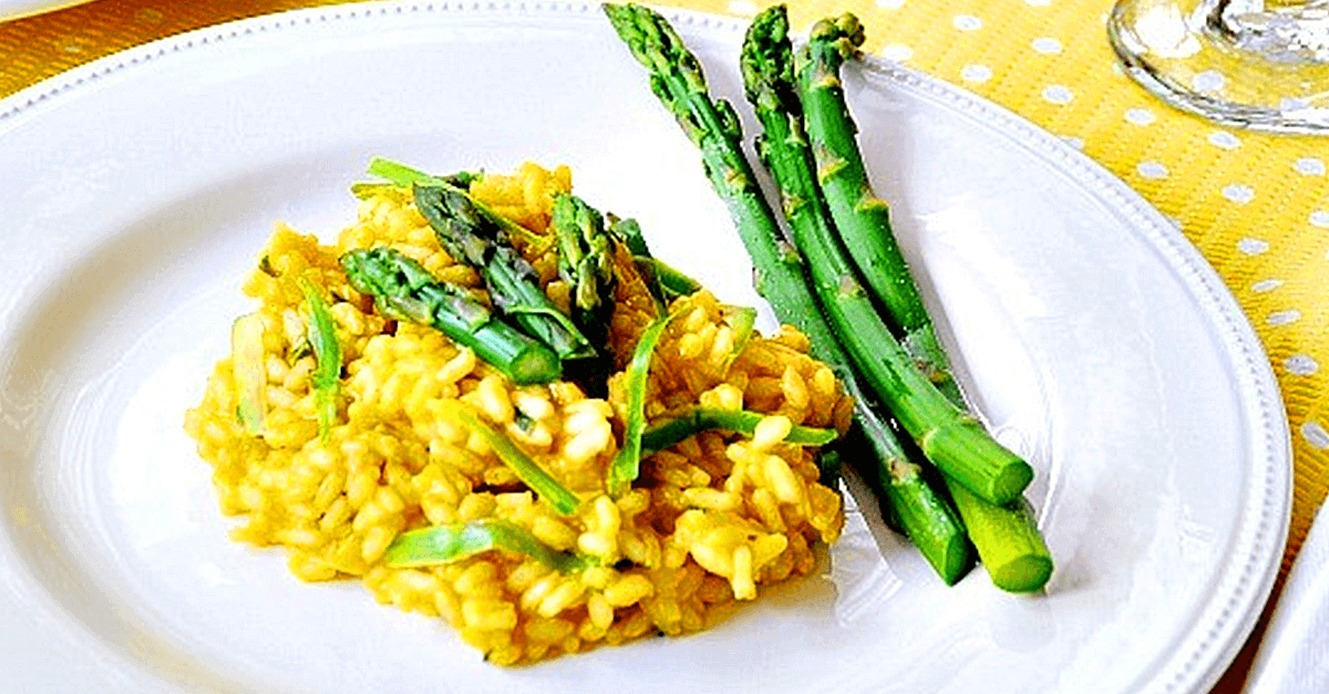 how to make vegan risotto recipe - Vegan Risotto