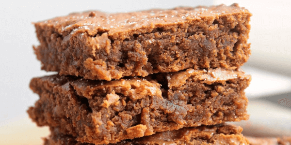 vegan cinnamon blondies easy healthy diet