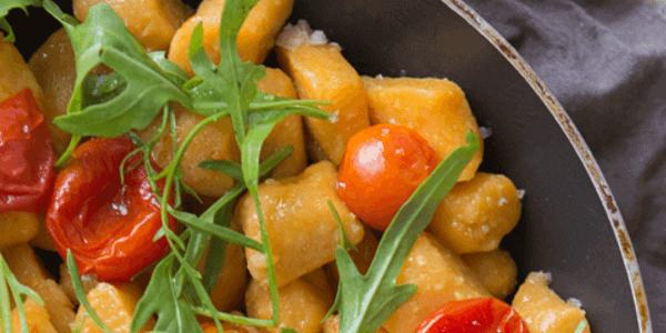 vegan sweet potato gnocchi easy healthy plant based diet