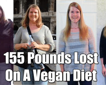 weight loss on vegan diet 370x297 - Weight Loss On Vegan Diet 155 Pounds