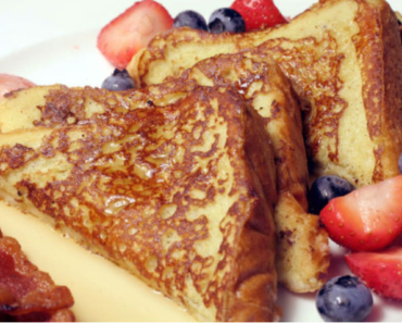 vegan french toast 370x297 - Vegan French Toast Recipe