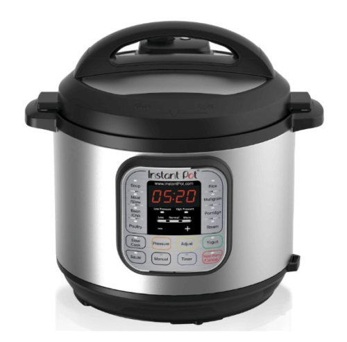 vegan christmas gifts ideas instant pot 500x493 - 5 Vegan Christmas Gifts You Can Get In Time For Christmas