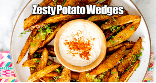 vegan-zesty-potato-wedges