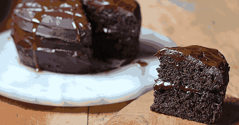6 vegan chocolate cake recipes 1 - 6 Vegan Chocolate Cakes To Die For