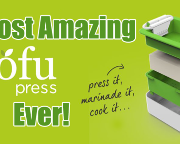 tofu press tofuture 370x297 - This Tofu Press Makes Perfect Tofu Every Single Time