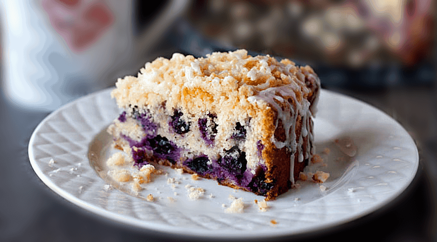 vegan blueberry lemon cake - Vegan Blueberry Lemon Cake