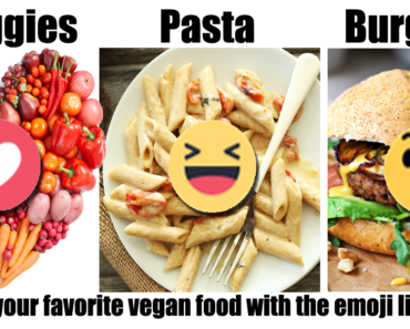 vote for your favorite 370x297 - Vegan Burgers, Vegan Pasta, Vegan Salads