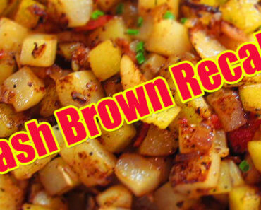 hash brown recall 370x297 - Frozen Hash Browns Recalled - Contains Golf Balls!