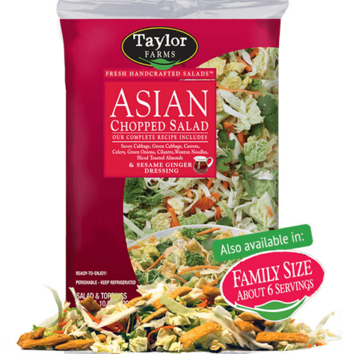 salad recall mouse rat taylor farms asian chopped salad mix