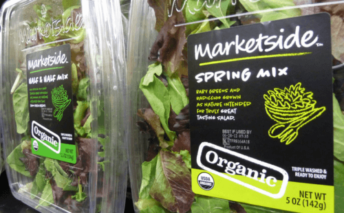 salad recall organic marketside spring mix fresh express