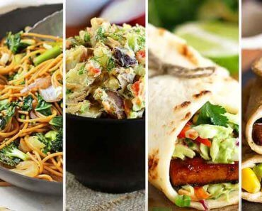 Vegan Friendly Recipes For  370x297 - 5 Vegan Friendly Recipes For Summer