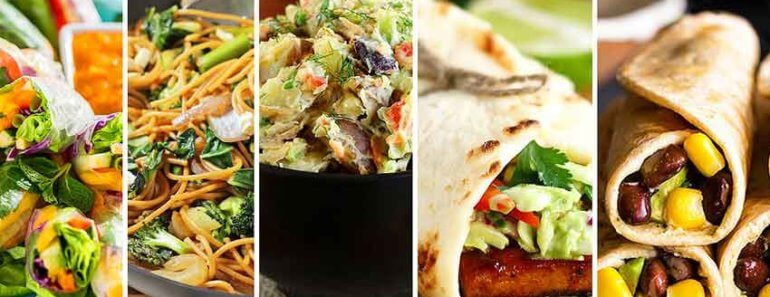 Vegan Friendly Recipes For  770x297 - 5 Vegan Friendly Recipes For Summer