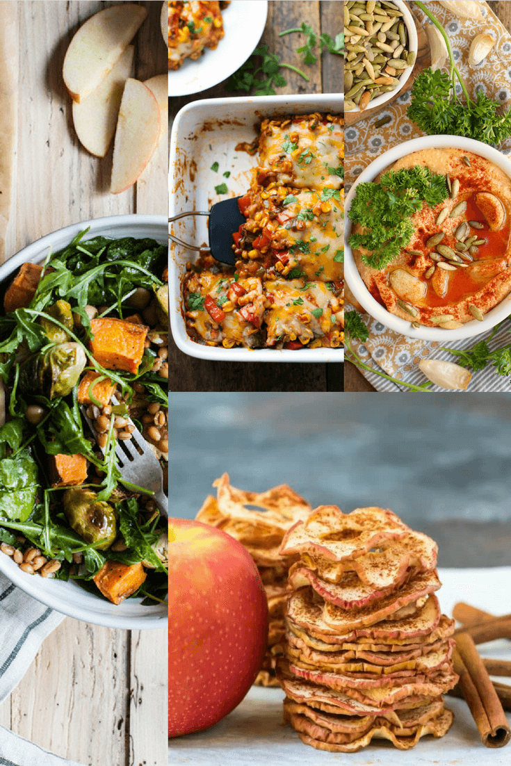15 Vegan Fall Recipes – Easy Dinners, Desserts, Cookies and Curries