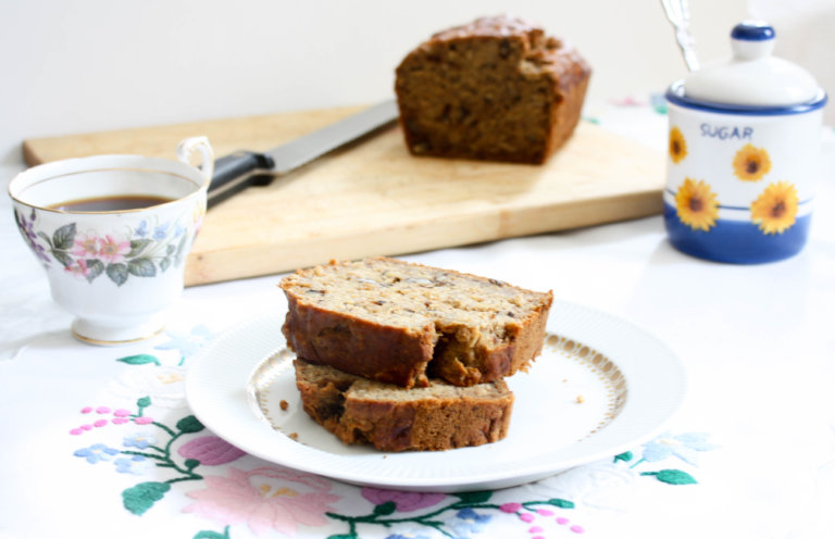 Vegan Banana Bread (Gluten Free) – Easy as Sunday Morning
