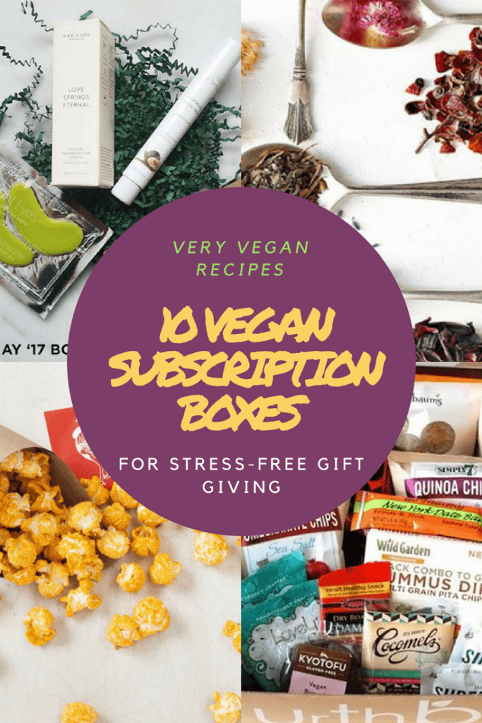 vegan subscription boxes reviews