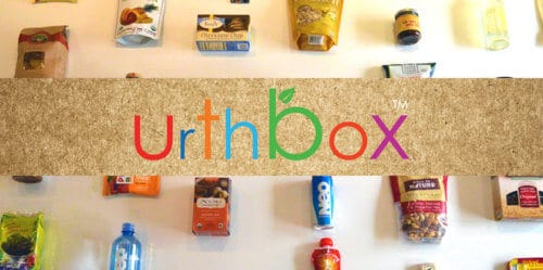urthbox vegan subscription box