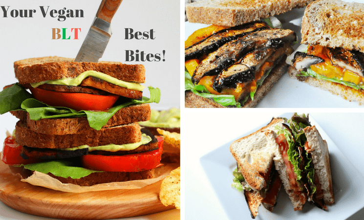 "My 6 Go-To Vegan ""BLT"" Sandwiches"