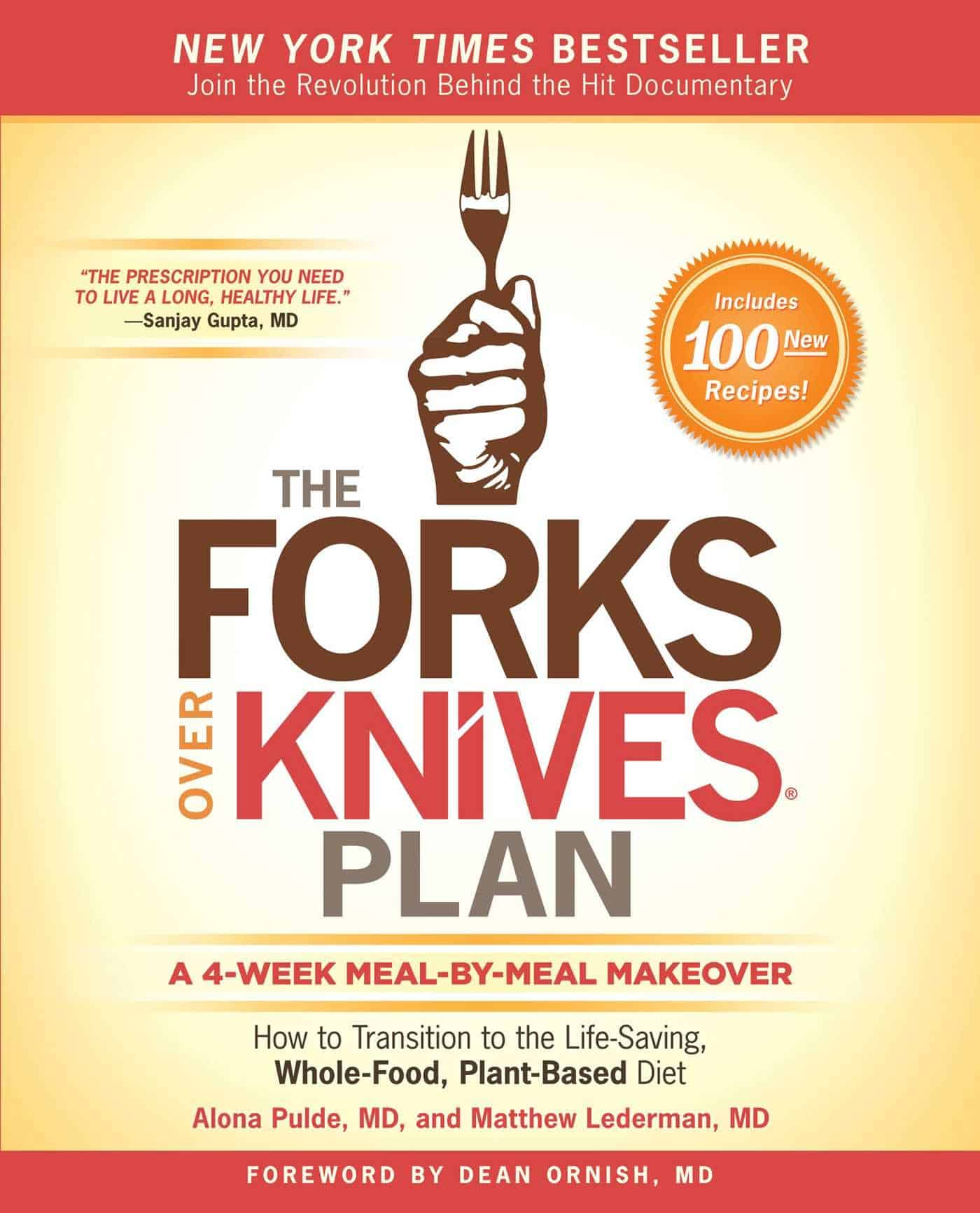 Forks Over Knives Plan book